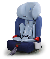 UN ECE R44/04 Certified portable adjustable baby safety car seat Isofix booster seat KS16