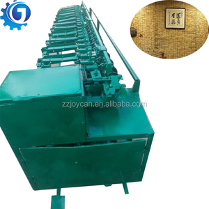 Agricultural Straw board making machine Hard reed weaving machine Reed mat knitting machine