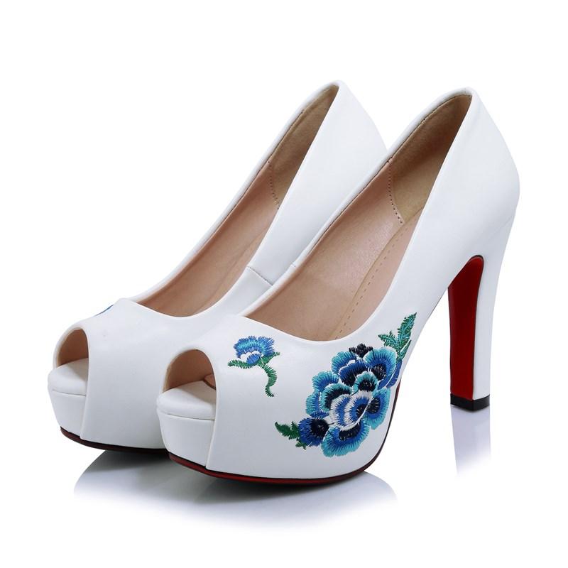 Style Simple Stilettos High Heel Shoes