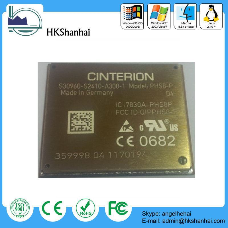 advanced technology phs8-p module cinterion m2m advanced broadband in stock