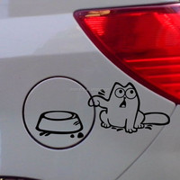 China custom full car body sticker , car sticker for car with your own design