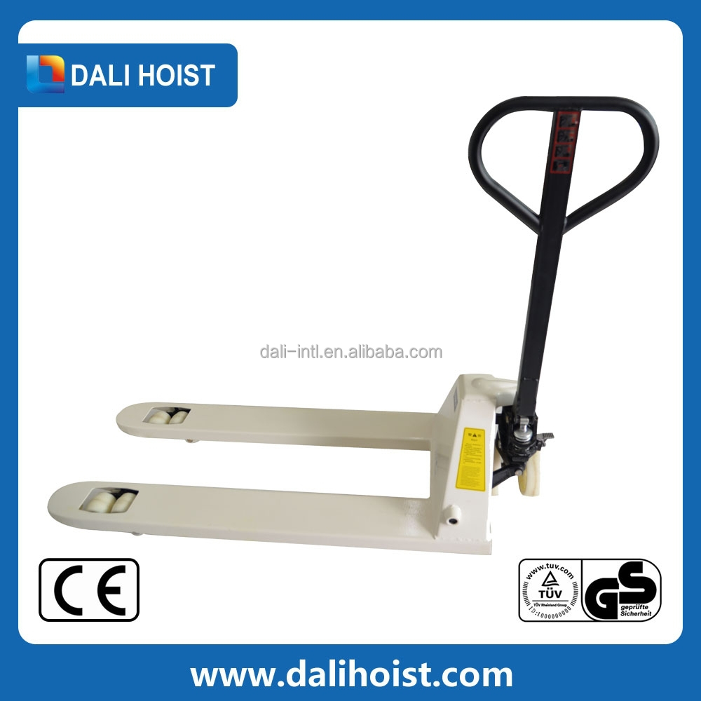 2015 china hand pallet truck price hydraulic lifter mobile