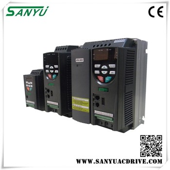 380v 3 phase AC Drive frequency inverter water pump inverter 5.5KW 14HP(SY5000-5R5G-4)