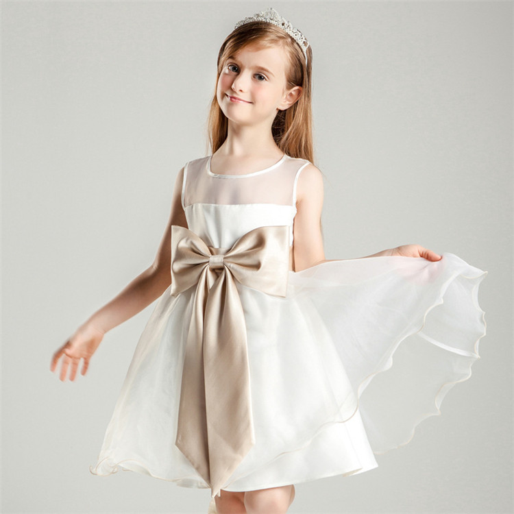 Fashion Design For 4 12 Years Old Girls Lace Evening Party Dress