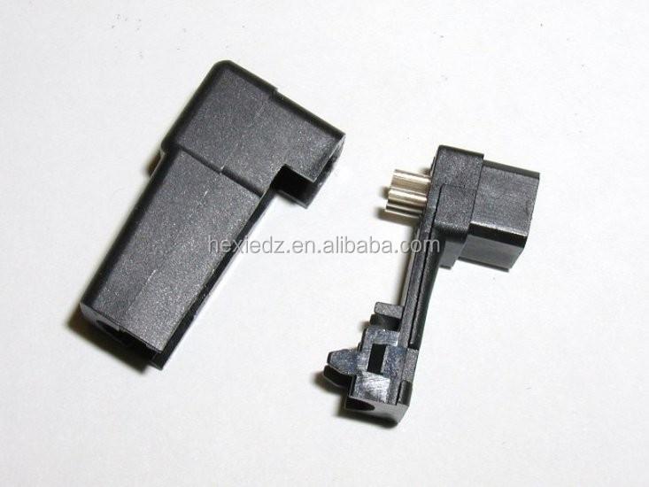 Futaba Trainer Square Connector / Futaba Ff9 Plug Electrical Plug  Connectors Adapter In Black Color - Buy Futaba Trainer Connector,Futaba Ff9