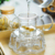 600ml Handmade Borosilicate Fire Resistant Glass Teapot With Glass Strainer
