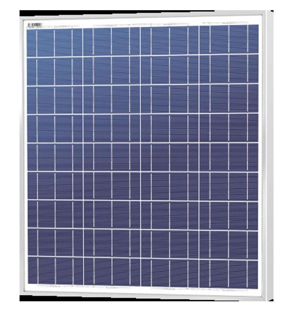 Polycrystalline Solar Panels 70W 12V