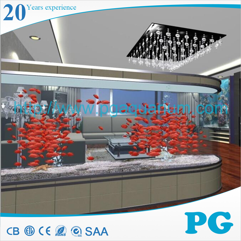 PG Stylish Price frp Fish Tank