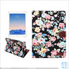Flower cloth pattern wallet stand leather case for ipad pro 9.7