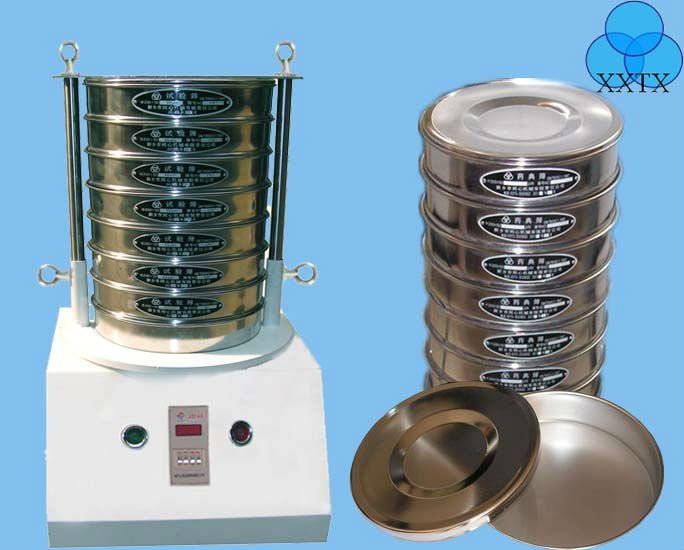 Grain screening lab equipment