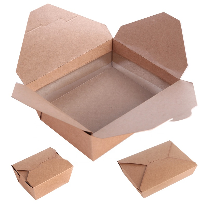 Why use cardboard boxes for food