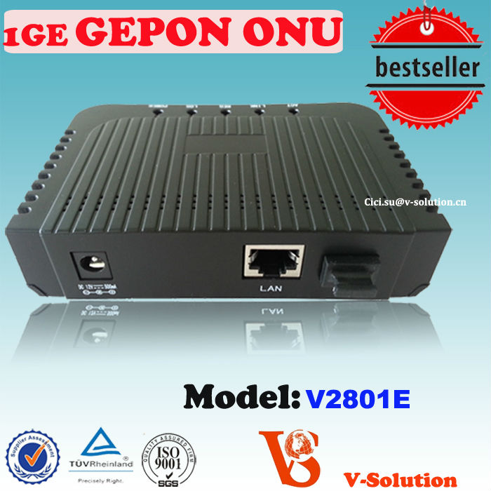 OEM/ODM !!!! 1GE GEPON ONT Telecommunication Equipment