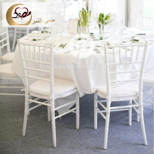 wholesale gold metal frame folding tiffany chairs used for banquet