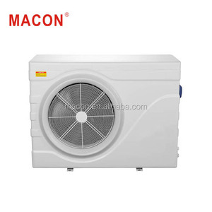 Good quality swimming pool heat pump in anti UV ABS plastic case with heating and cooling function