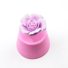 Flower Fondant Cake Border Decoration Silicone Mold DIY Baking Tools Chocolate Candy Silicone Mold