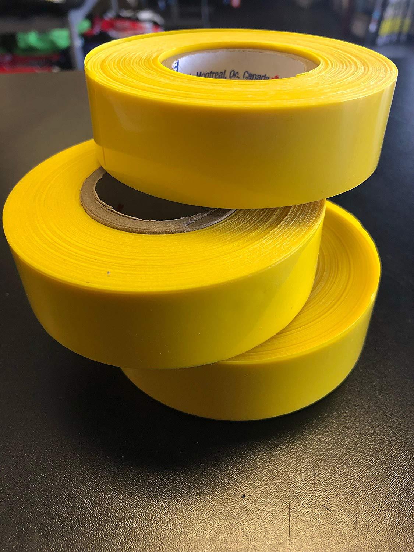 Sports Tape 3 Pack Hockey Shin Guard and Soccer Shin Guard Tape Sock Tape