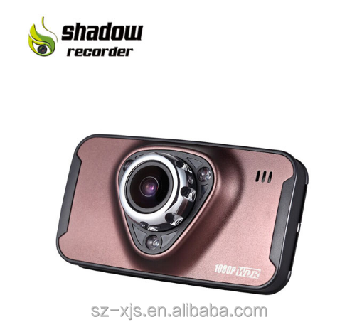 Promotional OEM 4G sharp glass dual lens car dvr dash camera 1080p FHD car camcorder with night vision