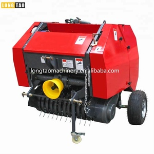 good quality tractor pto drive hay and straw alfalfa baler machine for sale