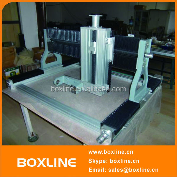 Low Cost Cartesian Coordinate XY Linear Table