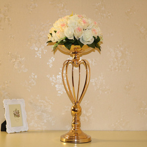 Cheap wedding decorative centerpieces for wedding table