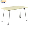 small wooden tops for folding study table for kids