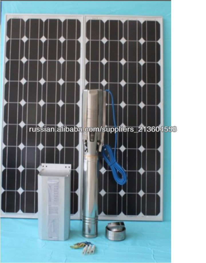 Solar Water Pump System For Export To India,Pakistan,Uae,Egypt - Buy Solar  Water Pump System,Solar System For Irrigation Pumps,Solar Water Pump