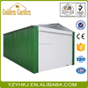 prefabricated house steel structure large car storage tent