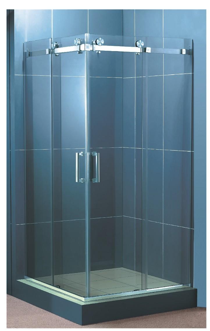 Stainless Steel Glass Clamp / Glass Clip / Sliding Door Floor ...