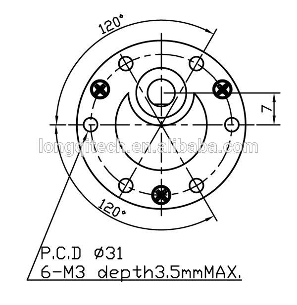 1 Rpm Dc Gear Motor