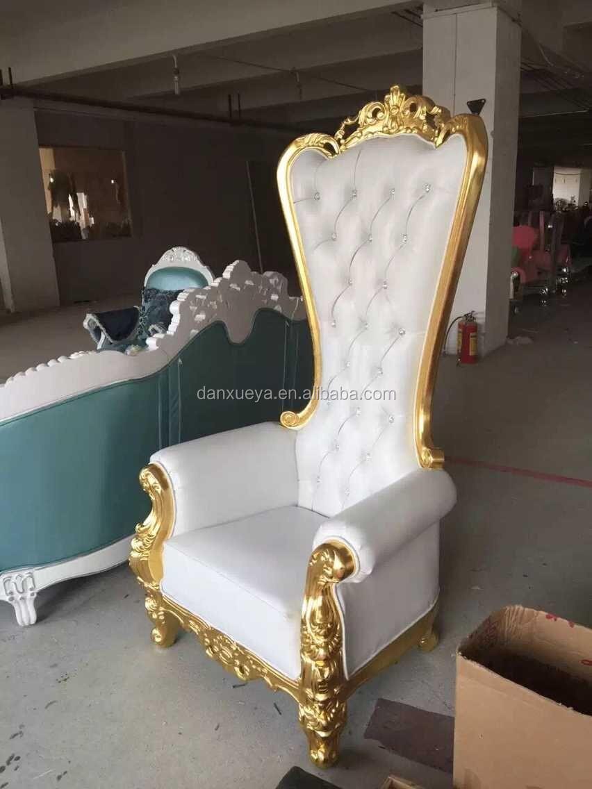 Danxueya- wholesale high end royal queen throne chair - Danxueya- Wholesale High End Royal Queen Throne Chair - Buy Queen