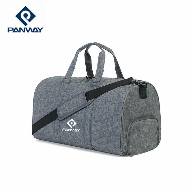 Bolsa gimnasio nuevo diseño de moda impermeable yoga fitness de viaje bolsa de lona bolsa de poliéster para chicas
