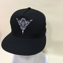 Hhigh quality flexfit patches embroidery snapback hat and caps