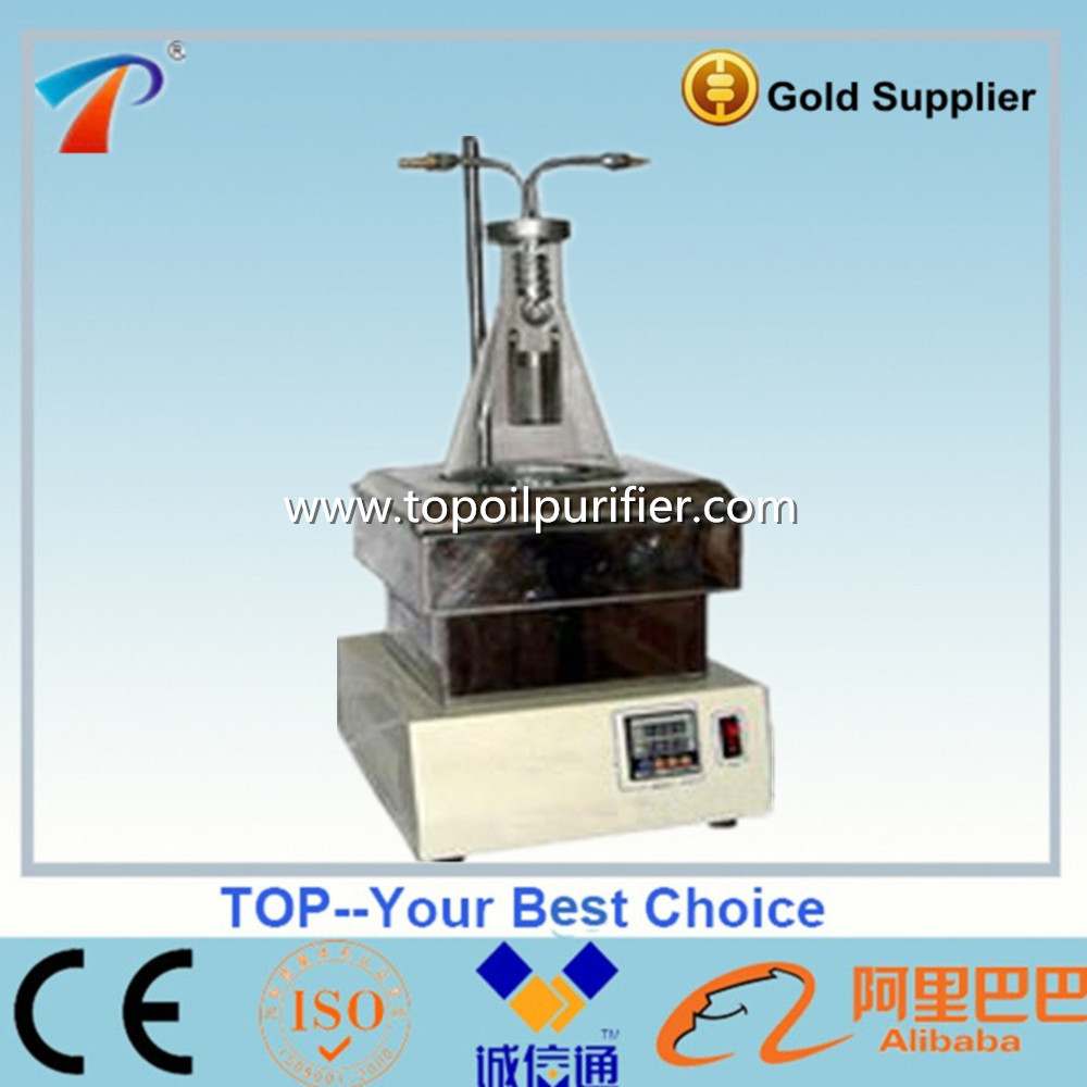 ASTM D473 Sediment In Petroleum Product Tester/Sediment By Extraction Apparatus/Oil Sediment Tester