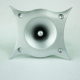 Special Design Silvery Paint Pure Copper Coil OEM Car Audio Speakers
