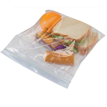 Ziploc Slider Sandwich Bags Ziplock Bread Bag Packaging Chips Freezer Plastic Product On