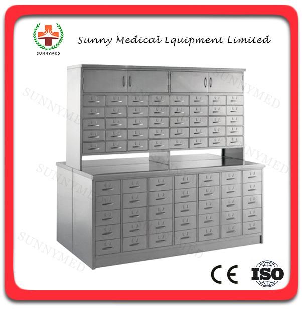 Sy-r093 Hospital Cabinet Design Large Medicine Display Cabinet ...
