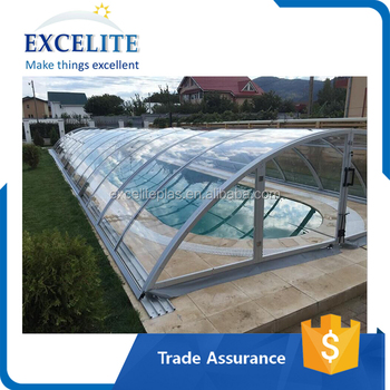 Safety Thermal Winter Pool Covers Model B 36m For Inground Pool