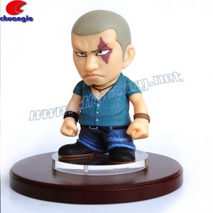 Collective Plastic ScarFace Cartoon Character Figurine for Adult