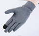 Thin soft comfortable touch screen sports cycling/sports gloves
