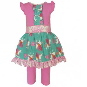 a2b13fb88f Beauti Child Summer Clothes Cheap Cotton Fabric Babi Frock Design ...