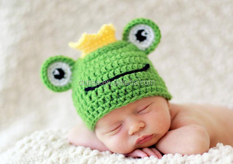 Baby Neugeborenes Kappe Kleinkind Säugling Wolle Handgefertigt