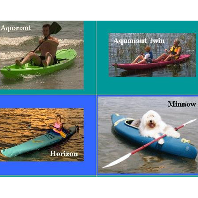 China Rotatioanal Molding Kayak Manufacture Wholesale Child Mini Sea Kayak