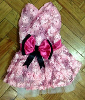 Cheap Unique and Quality Formal Lace Tutu for Pet Dog Clothes Dress Gown Apparel Supplier from Philippines- Wholesale