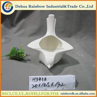 Cheap mini animal shape ceramic flower pots animal planter