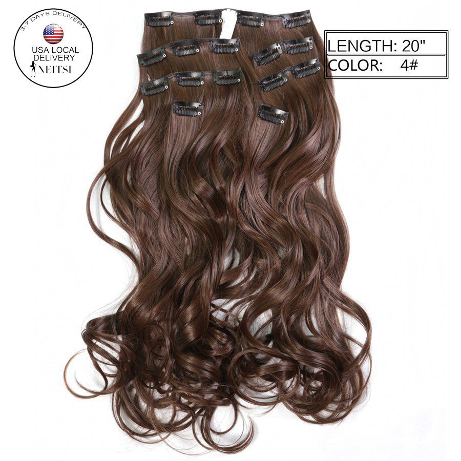 Cheap Synthetic Hair Clip Ins Find Synthetic Hair Clip Ins Deals On