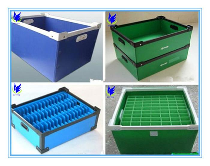 Mejor precio para reciclado pp corrugado hoja hueco de for Cajas de plastico precio
