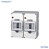 special design MCB/RCD outdoor electric meter box 56CB8NLED