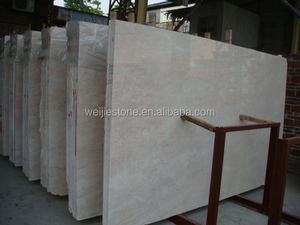 Cheap beige / Pink beige marble tile and slab