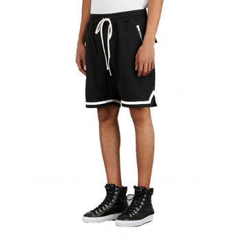 Custom Groothandel Basketbal Training Shorts Mens Sport Mesh Shorts