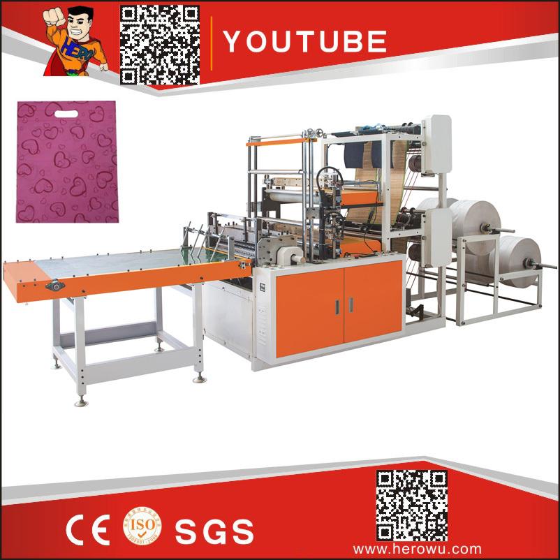 Hero Brand Kraft Paper Cement Bag Making Machine - Buy ...